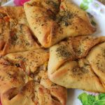 Cheese Parcels Recipe – Dominos Style Zingy Cheese Parcels Recipe