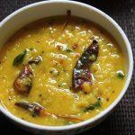 Seasoned Moong Dal Recipe