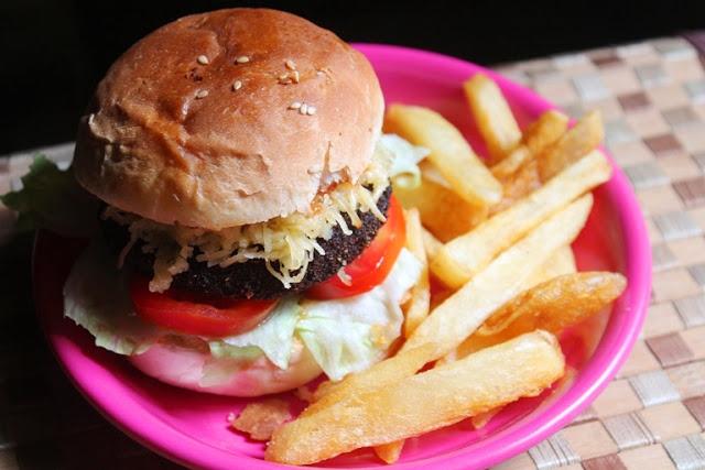 Chicken Burger Recipe – Chicken Patty Burger Recipe