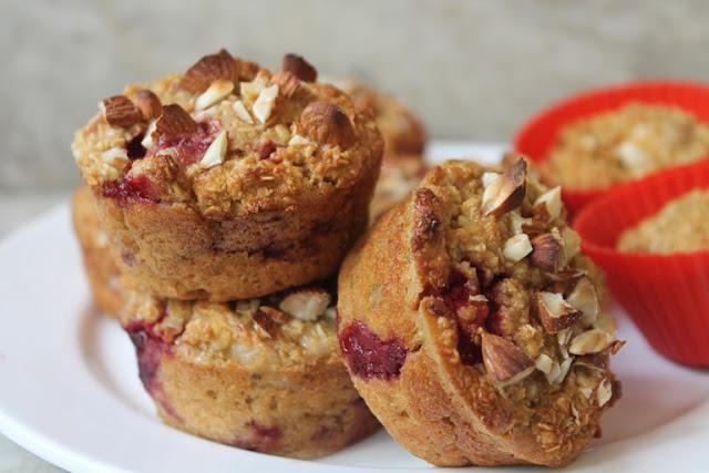 Breakfast Oatmeal Muffins Recipe – Gluten Free & Fat Free