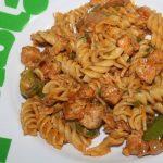 Cajun Chicken Pasta – Kids Lunch Box Ideas 3