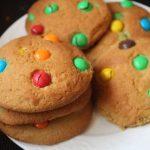 M&M Cookies Recipe – Soft M&M Cookies Recipe