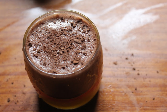Ragi Chocolate Milkshake – Finger Millet Chocolate Smoothie Recipe