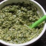 Parsley Cashew Pesto Recipe