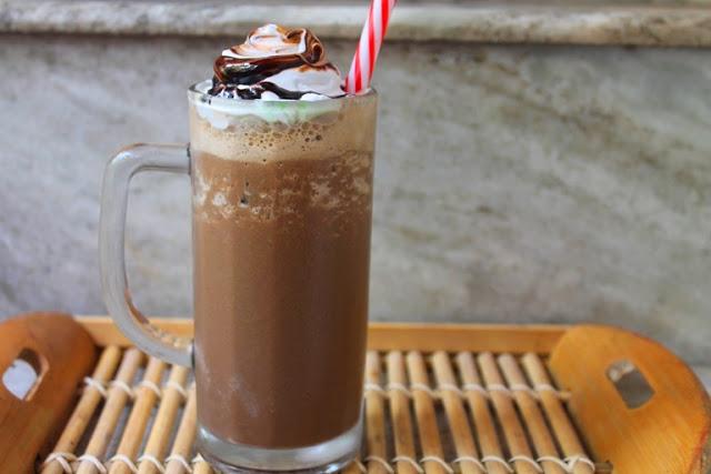 Starbucks Mocha Frappuccino Recipe