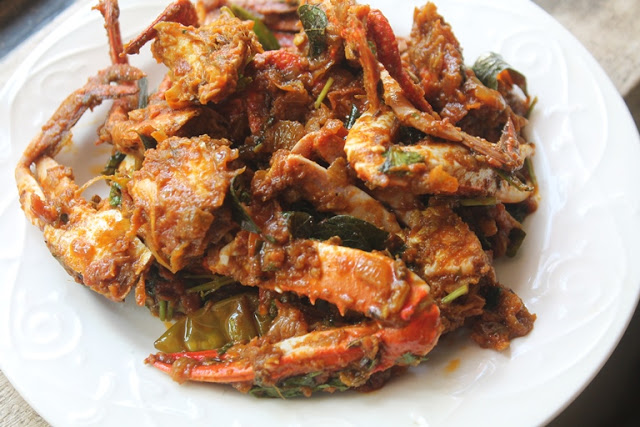 Crab Masala Recipe – Nandu Varuval Recipe