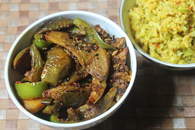 Panch Phoron Baingan Recipe – Panch Phoron Brinjal Recipe