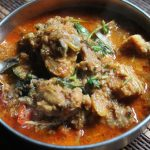 Village Style Chicken Curry Recipe – Gramathu Kozhi Kuzhambu Recipe