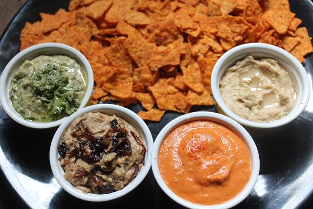 Hummus Made Easy – Three Flavor Ideas