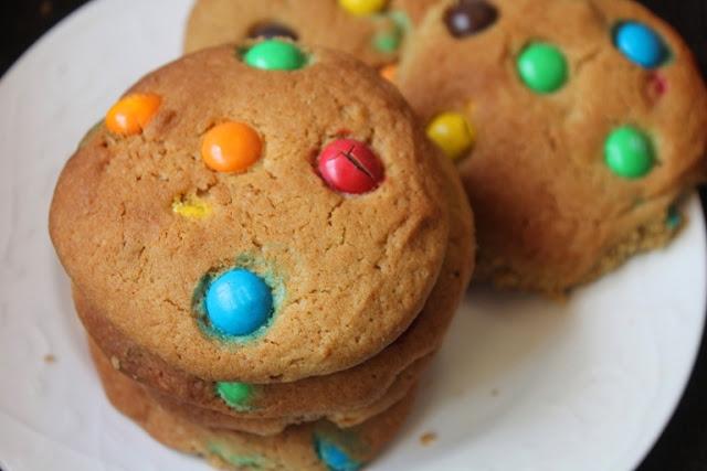 M Amp M Cookies Recipe Soft M Amp M Cookies Recipe Yummy Tummy
