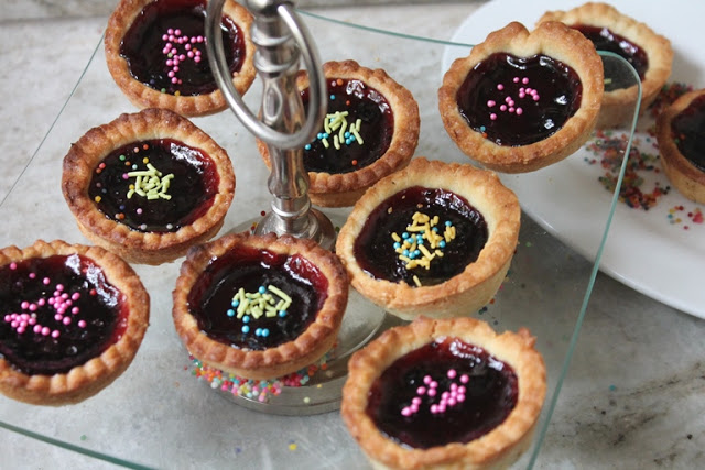 Jam Tarts Recipe – Mini Jam Tarts Recipe