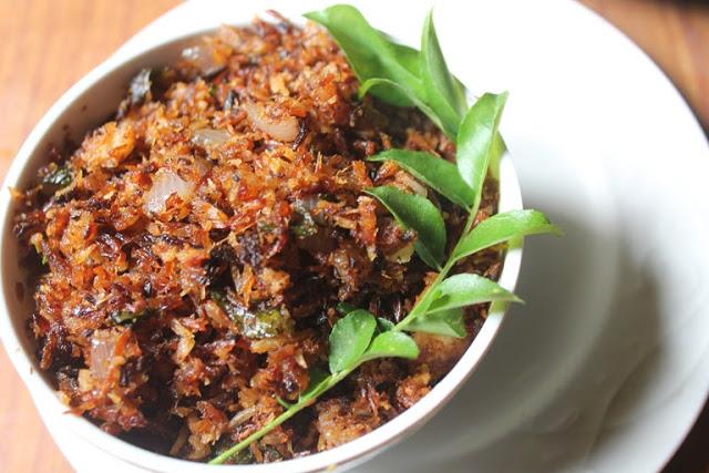 Maasi Sambal Recipe – Dried Fish Sambal Recipe – Maasi Karuvadu Sambal Recipe