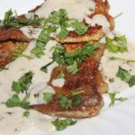 Pan Seared Fish Fillets with Creamy Lemon Butter Sauce – Continental Food 6