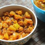 Stir-Fried Pumpkin Recipe – Pumpkin & Coconut Stir Fry Recipe