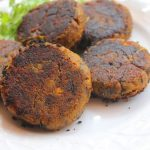 Vegetarian Shammi Kabab Recipe – Chana Kabab Recipe – Chickpea Kabab Recipe