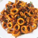 Squid Fry Recipe – Kanava Fry Recipe – Squid Masala Fry Recipe