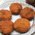 Bakery Style Vegetable Cutlets Recipe – Veg Cutlets Recipe