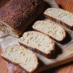Oats Bread Recipe – Whole Wheat & Oatmeal Bread Recipe