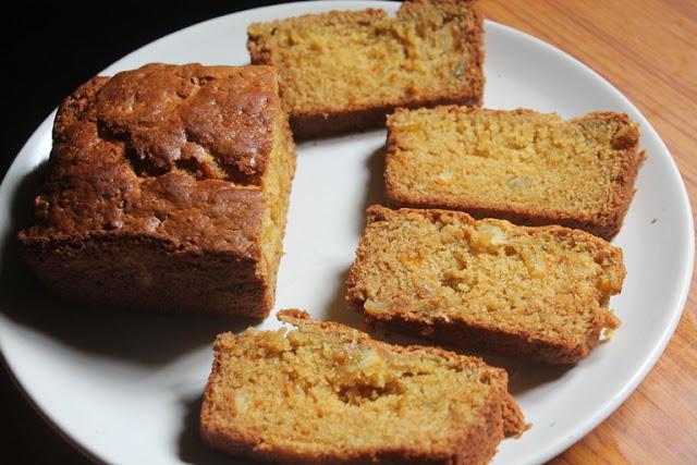 Eggless Orange Marmalade Cake Recipe – Marmalade Loaf Cake Recipe