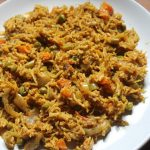 Mangalorean Style Vegetable Biryani Recipe