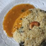 Thinai Kara Pongal Recipe – Foxtail Millet Pongal Recipe