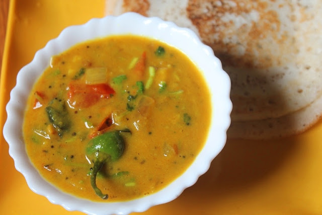 Besan Chutney Recipe  – Kadalai Mavu Chutney Recipe