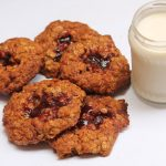 Oatmeal Jammys Recipe – Chewy Oatmeal Jam Cookies Recipe
