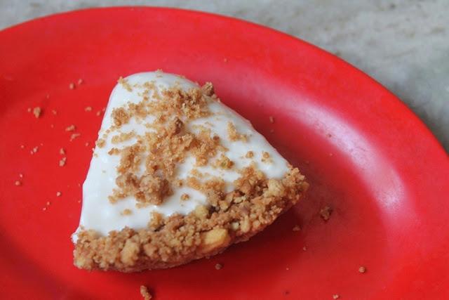 No Bake Cream Cheese Tart Recipe
