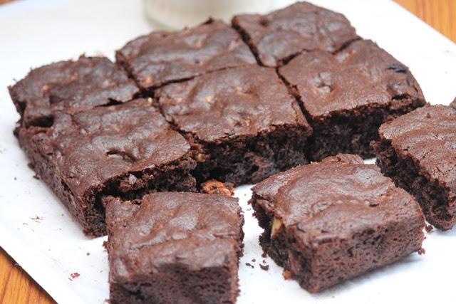 Chocolate Chunk Brownies Recipe