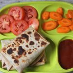 Mushroom Roti Parcels Recipe – Kids Lunch Box Ideas