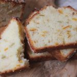 Candied Citrus Peel Pound Cake Recipe