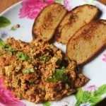 Tomato Scrambled Eggs Recipe