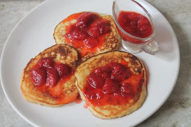 Pancake Recipe Yummy Tummy: Nigella Lawson's Ricotta Hotcakes Recipe