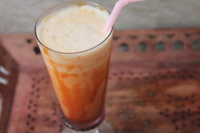 Butterscotch Milkshake Recipe