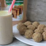 Chilled Masala Milk & Multigrain Ladoos + Little Moppet Foods for Babies & Toddlers – A REVIEW