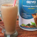 Coffee Lovers Protein Shake Recipe + OZIVA Nutritional Meal Shake Review