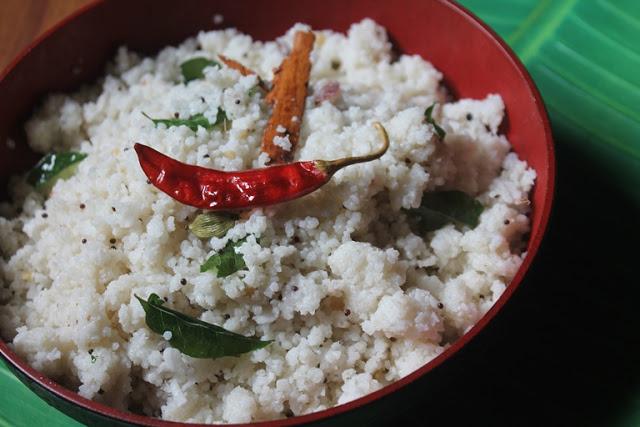 Saamai Coconut Rice Recipe – Thengai Sadam using Little Millet