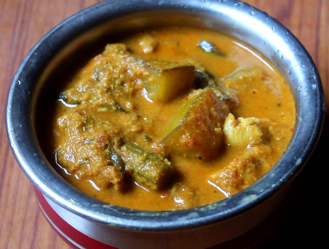 South Indian Fish Curry Recipe – Video Recipe