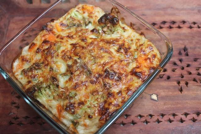 Vegetable Au Gratin Recipe – Veg Gratin Recipe
