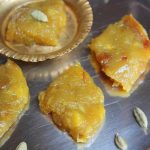 Jackfruit Burfi Recipe