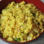 Idli Upma Recipe – Simple Idly Upma Recipe
