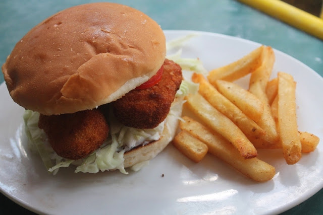 Chicken Nuggets Sandwich Recipe