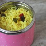 Lemon Sevai Recipe – Easy Breakfast Recipes