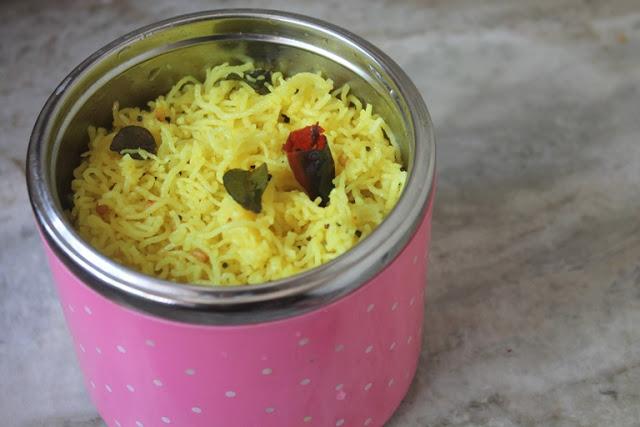 Lemon Sevai Recipe – Easy Breakfast Recipes