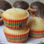 Eggless Vanilla Muffins Recipe