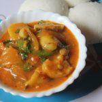 Instant Sambar Recipe – 10 Min Sambar Recipe with Gram Flour