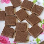 Chocolate Burfi Recipe – Chocolate Maida Burfi Recipe