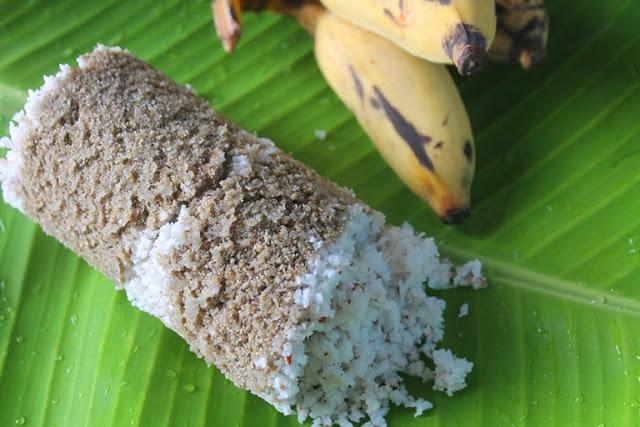 Kambu Maavu Puttu Recipe – Pearl Millet Puttu Recipe