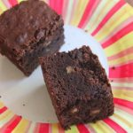 Fudgy Walnut Brownie Recipe – Chocolate Walnut Brownies Recipe