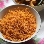 Kara Omapodi Recipe – Spicy Sev Recipe